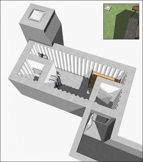 Бункер – подземное убежище