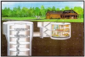 Подземный бункер своими руками